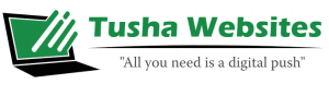 tusha websites logo