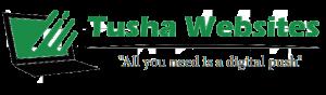 tusha websites logo