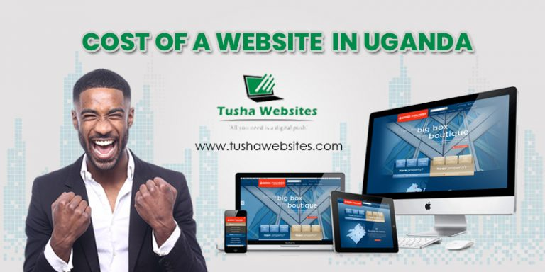 COST OF A WEBSITE IN UGANDA