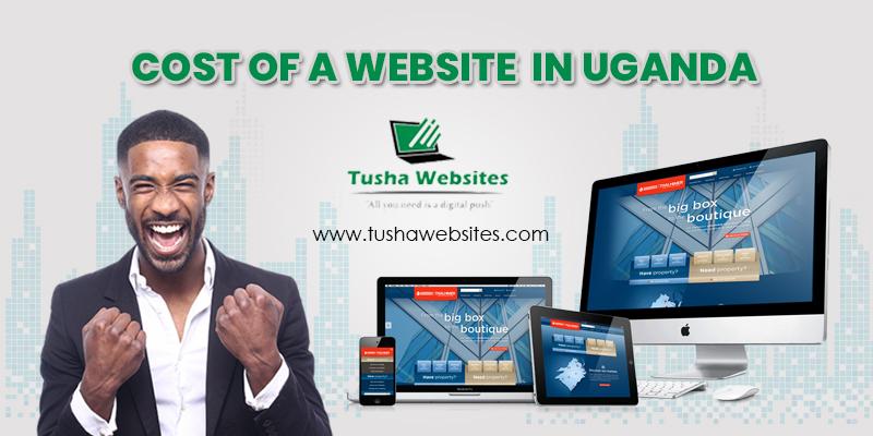COST OF A WEBSITE IN UGANDA