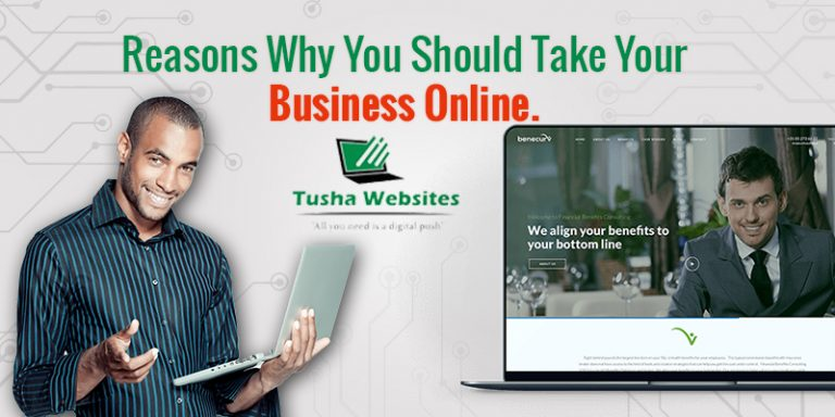 Reasons Why You Should Take Your Business Online.