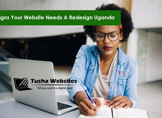 Signs Your Website Needs A Redesign Uganda