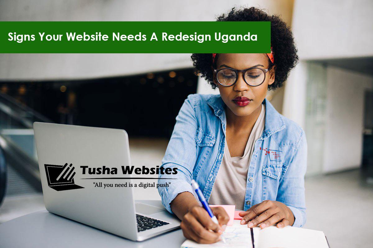 Signs Your Website Needs A Redesign Uganda